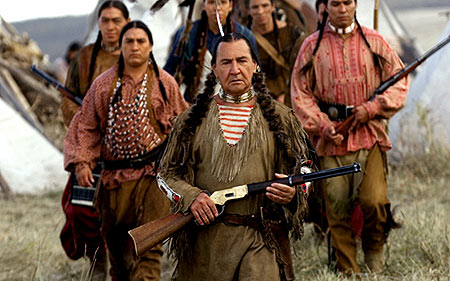 Scene from Bury My Heart at Wounded Knee (2007)